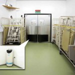 (2)高濃度消毒室